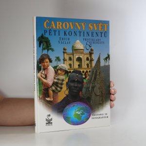 náhled knihy - Čarovný svět pěti kontinentů