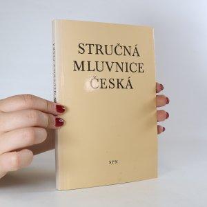 náhled knihy - Stručná mluvnice česká