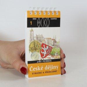 náhled knihy - České dějiny. Stručně a přehledně