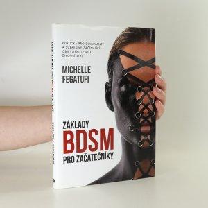náhled knihy - Základy BDSM pro začátečníky