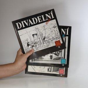 náhled knihy - Divadelní revue. Čísla 1-3/1995 (tři svazky)