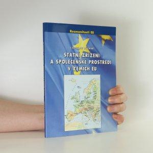 náhled knihy - Státní zřízení a společenské prostředí v zemích EU