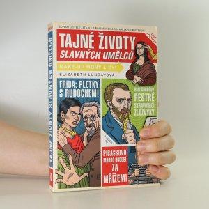 náhled knihy - Tajné životy slavných umělců