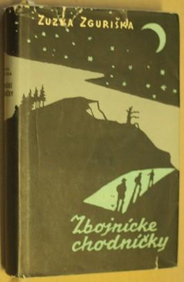 náhled knihy - Zbojnícke chodníčky