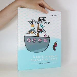náhled knihy - O botě, která si šlapala na jazyk
