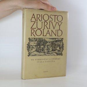 náhled knihy - Zuřivý Roland. Ve vyprávění a výběru Itala Calvina