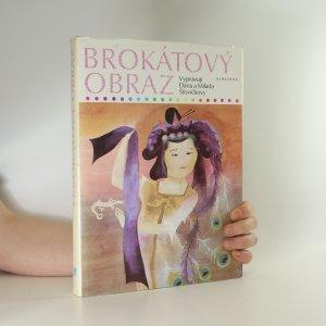 náhled knihy - Brokátový obraz