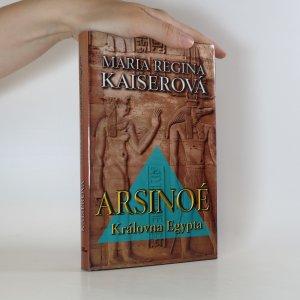 náhled knihy - Arsinoé. Královna Egypta