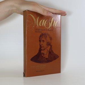 náhled knihy - Maestro. Román o českém skladateli Janu Ladislavu Dusíkovi