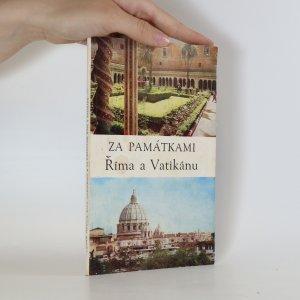 náhled knihy - Za památkami Říma a Vatikánu