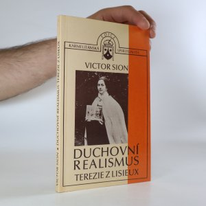 náhled knihy - Duchovní realismus Terezie z Lisieux