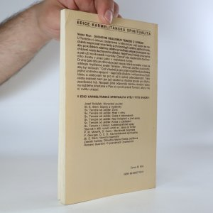 antikvární kniha Duchovní realismus Terezie z Lisieux, 1992