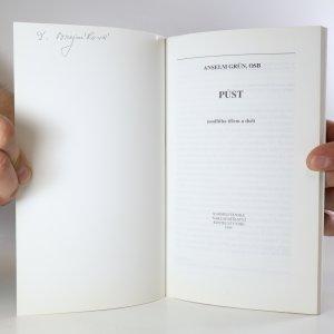 antikvární kniha Půst. Modlitba tělem a duší, 1995