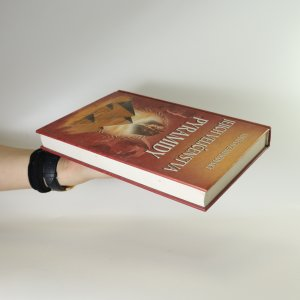 antikvární kniha Jejich veličenstva pyramidy, 2004