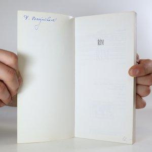 antikvární kniha Řím, 1992