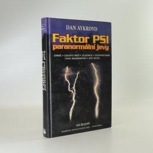 náhled knihy - Faktor PSI. Paranormální jevy