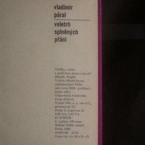 antikvární kniha Veletrh splněných přání. Příběh pokleslé aktivity, 1966