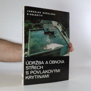 náhled knihy - Údržba a obnova střech s povlakovými krytinami