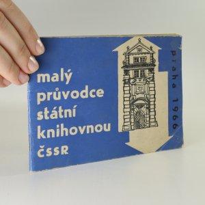 náhled knihy - Malý průvodce Státní knihovnou ČSSR