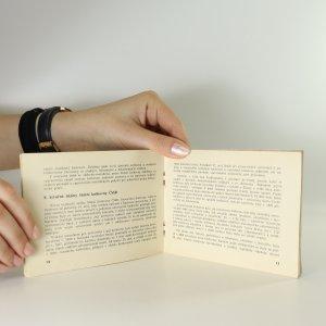 antikvární kniha Malý průvodce Státní knihovnou ČSSR, 1966