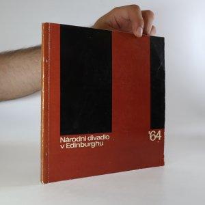 náhled knihy - Národní divadlo v Edinburghu 1964. Sborník kritik a recenzí z festivalových vystoupení