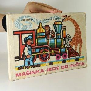 náhled knihy - Mašinka jede do světa
