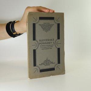 náhled knihy - Slovenské pohádky I