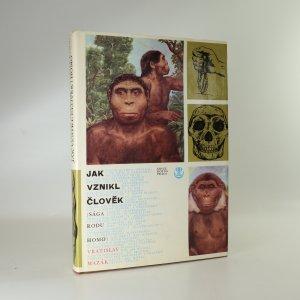 náhled knihy - Jak vznikl člověk
