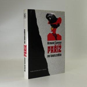náhled knihy - Paříž ve tvaru srdce