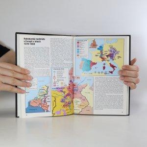antikvární kniha Atlas světových dějin, 1999