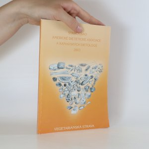 náhled knihy - Stanovisko americké dietetické asociace a kanadských dietologů 2003