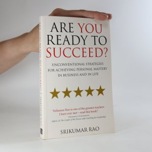 náhled knihy - Are you ready to succeed? Unconventional strategies for achieving personal mastery in business and life