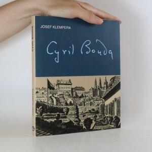 náhled knihy - Cyril Bouda. Malířova malá mořská víla. Vyprávění o Cyrilu Boudovi