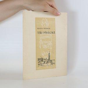 náhled knihy - Tři písecké
