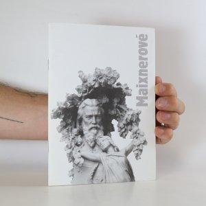 náhled knihy - Maixnerové
