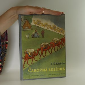 náhled knihy - Čarovná besídka