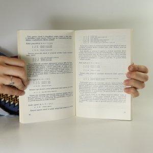 antikvární kniha Lhůtové plánování technického rozvoje, 1982