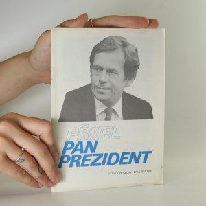 náhled knihy - Přijel pan prezident