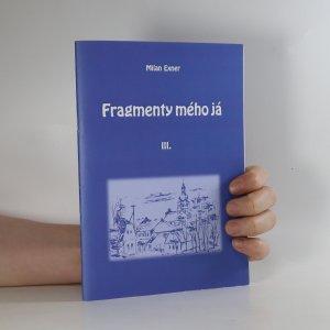 náhled knihy - Fragmenty mého já III.