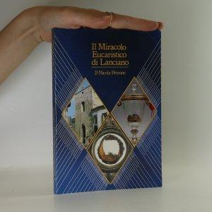 náhled knihy - Il Miracolo Eucaristico di Lanciano
