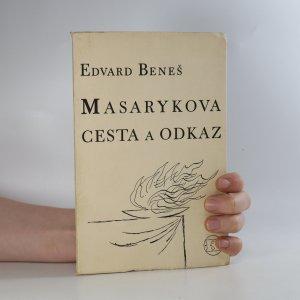 náhled knihy - Masarykova cesta a odkaz