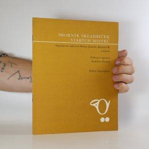 náhled knihy - Sborník skladbiček starých mistrů