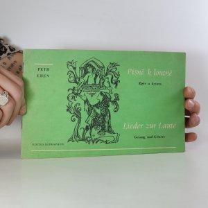 náhled knihy - Písně k loutně. Lieder zur Laute
