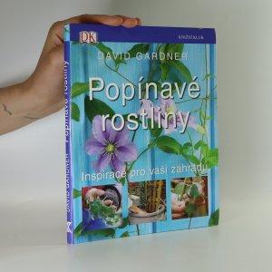 náhled knihy - Popínavé rostliny
