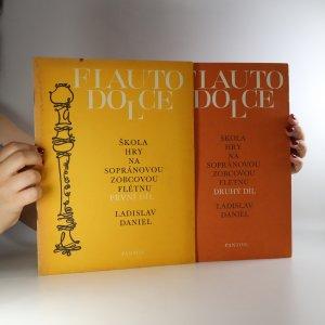 náhled knihy - Škola hry na sopránovou zobcovou flétnu. První a druhý díl (dva svazky, viz foto)