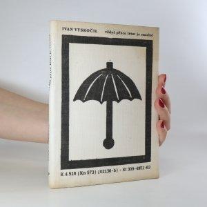 náhled knihy - Vždyť přece létat je snadné