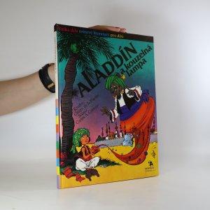 náhled knihy - Aladdín a kouzelná lampa