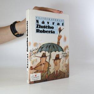 náhled knihy - Návrat Žlutého Roberta