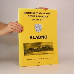 náhled knihy - Historický atlas měst České republiky. Kladno