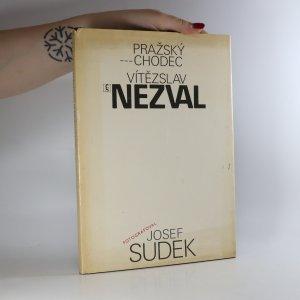 náhled knihy - Pražský chodec (je cítit kouřem)